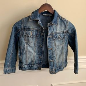 Super cool jean jacket